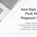 Apa Saja Syarat Fisik Menjadi Pegawai Bank