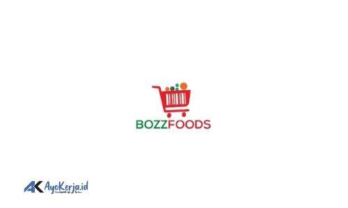 Lowongan Kerja Bozzfoods